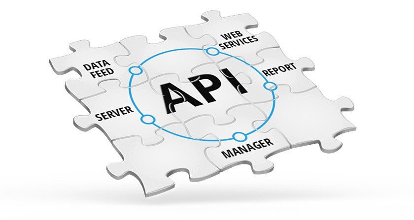 A beta version of the API was published on the live server, more functions will be added soon