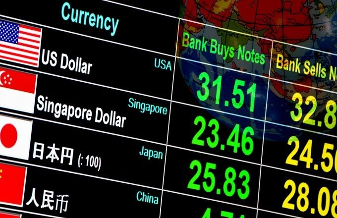 Get Cross-Rates for minor Currencies